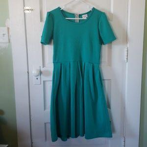 Lularoe medium Amelia dress